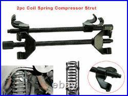 14 Coil Spring Compressor Auto Strut Install Removal Tool Suspension Heavy Duty
