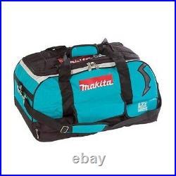 2 x Makita LXT600 Heavy Duty Padded ToolBag Tool Bag Wheels 831279-0 Duffel Bag