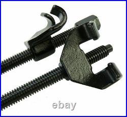 2pcs 14 Coil Spring Compressor Strut Remover Installer Auto Heavy Duty Tool CA