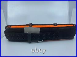4 in Heavy Duty Work Tool Belt with Extra Foam Padded Back Support Fits upto 54