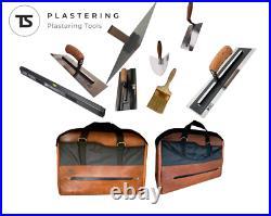 4-rend Leather Plastering Tool Bag Nela Refina Marshaltown Ox Trowels Tools