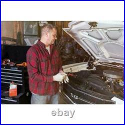 5 Drawer Tool Chest Box Craftsman Machinist Organizer Garage Heavy Duty Steel