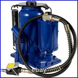 Air Hydraulic 20 Ton Bottle Jack Jacks Automotive Lift Tools Heavy Duty Truck