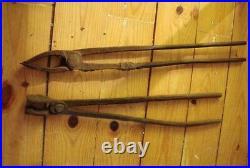 Antique Blacksmith Anvil With 11 Tools Heavy Duty 143 Lb 65 KG Aproximately