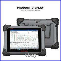 Autel USA MS908CV Heavy Duty Scan Tool Commercial Vehicle Diagnostics