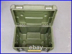 British Army Military Heavy Duty Lockable Equipment Storage Case Tool Box