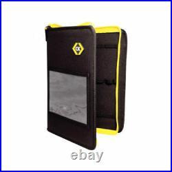 CK Heavy Duty Zipped Screwdriver Plier Hand Tool Storage Wallet Case Bag 316001