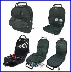 CLC 1132 Professional 75 Pocket Heavy Duty Premium Tool Backpack Bag HVAC Tech
