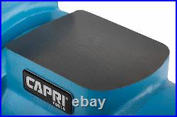 Capri Tools 6 Bench Vise 360° Rotation Base and Head