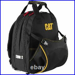 Cat 17 inch Tech Tool Backpack 31 Pockets Heavy Duty 1200D Polyester 240047