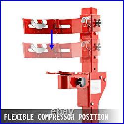 Coil Spring Compressor 2.5 Ton Auto Strut Hydraulic Heavy Duty Removing Tool