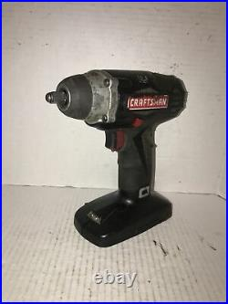 Craftsman C3 19.2-Volt 3/8-Inch Compact Impact Wrench (Tool only) Tested workin
