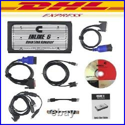 Cummins INLINE 6 Data Link Adapter Heavy Duty Truck Diagnostic Tool Scanner DHL