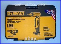 DEWALT 20V MAX 1 Cordless PEX Expander DCE400B (Tool Only)