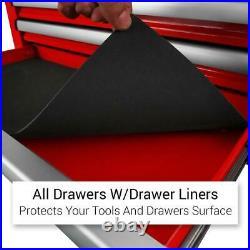 Daytona 26 Inch Heavy Duty 6 Drawer Tool Chest Cabinets Aluminium Mechanic Box