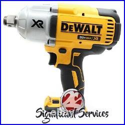 DeWalt 20V MAX XR Li-Ion 3/4 High Torque Impact Wrench (Tool Only) DCF897B