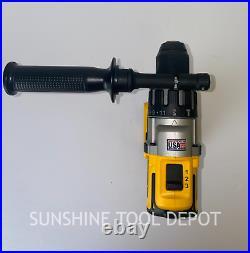DeWalt DCD996B 20V Max XR Brushless Cordless 1/2 Hammer Drill (Bare-Tool) New