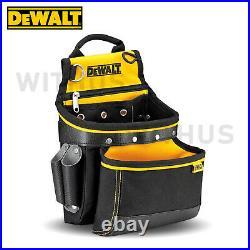 DeWalt DWST81228-8(DWST1-75552) Heavy Duty Multi Purpose Tool Belt Storage Pouch