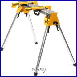 Dewalt Heavy Duty Portable Folding Miter Saw Power Tool Shop Work Stand Station