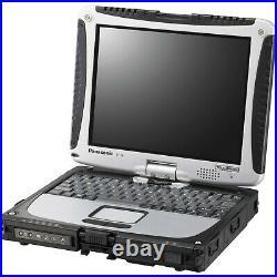 Diesel Diagnostic Laptop Scanner Tool Heavy Duty Truck Ecm Ecu Abs Full Dealer