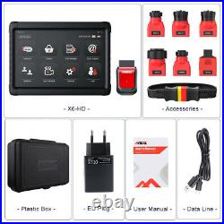 Diesel Heavy Duty Truck Scanner Diagnostic Tool Bluetooth All System DPF Oil ABS