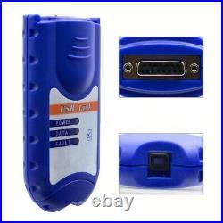 Diesel Heavy Duty Truck Scanner Diagnostic Tool USB Link Interface
