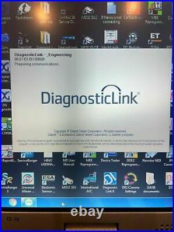 Diesel Laptop Diagnostic Scanner Heavy Duty Truck Volvo Ecu Tool Ecm Cummins