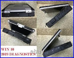 Diesel Scanner Tool Diagnostic Laptop Heavy Duty 2020 Ecm Truck Tool Isx D13 10