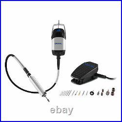 Dremel 9100-21 Fortiflex 2.5 Amp Heavy Duty Flex Shaft Corded Rotary Tool Kit