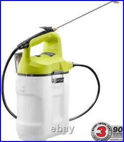 Electric Garden Sprayer Chemical Fertilizer Mister Pump Wand Spray Tool