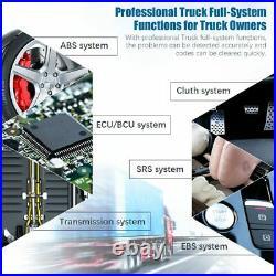 Fcar All System HD Heavy Duty Truck OBD2 Scanner Diagnostic Tool ECU/ABS/EBS/SRS
