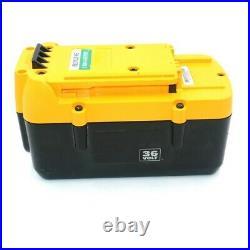 HSC Battery for DeWalt 36V, 3000mAh Li-ion. Fit De Walt ToolsDC300K Heavy-Duty