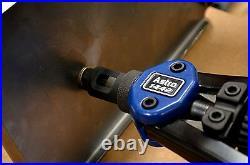 Hand Rivet Tool Threaded Riv-Nut Riveter Gun Heavy Duty Ergonomic Metal Mandrel