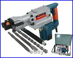 Heavy Duty 240V 950W 38mm SDS Rotary Hammer Drill With Accessories and Case New
