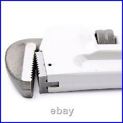 Heavy Duty 48 Aluminum Pipe Monkey Plumbing Wrench stilsons Clamp Tool B0506