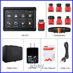 Heavy Duty Diesel Truck Diagnostic Tool Airbag DPF ABS OBD2 Scanner with Tablet