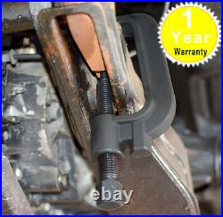 Heavy Duty Drop Forged Unloading Tool Key Remover Torsion Bar for GM Chevy Ford