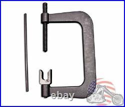 Heavy Duty Metal Valve Spring Compressor Tool Harley Big Twin Sportster EVO XL