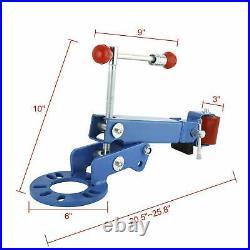 Heavy Duty Roll Fender Reforming Extending Tool Wheel Arch Roller Flaring Former