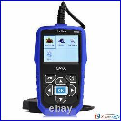 Heavy Duty Scanner Diesel Tool Truck Diagnostic Reset HD-OBD OBD2 Code Reader