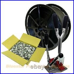 Heavy Duty Starter Strapping Banding Kit with Seals Combi Tool (Kit A2)