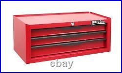 Hilka Heavy Duty 3 Drawer Add-on Tool Chest Storage Ball Bearing Slides