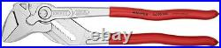 Knipex 12 Pliers Wrench 8603300 Adjustable Wrench Hybrid Tool Germany