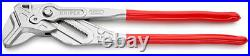 Knipex 16 Pliers Wrench 8603400 Adjustable Wrench Hybrid Tool Germany