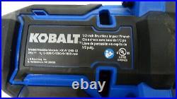 Kobalt KXIW 124B-03 24V Max XTR 1/2 Brushless Impact Wrench Bare Tool Only