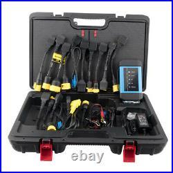 LAUNCH X431 HD Heavy Duty Module+Tablet 24V Diesel Truck Diagnostic Scanner Tool