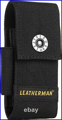 Leatherman SURGE Heavy Duty Multi tool Black Oxide with Premium Nylon Sheath