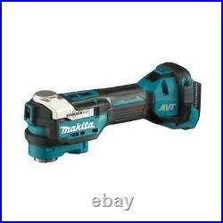Makita DTM52Z Brushless Multi Tool LXT AVT 18V Starlock Max Body Only