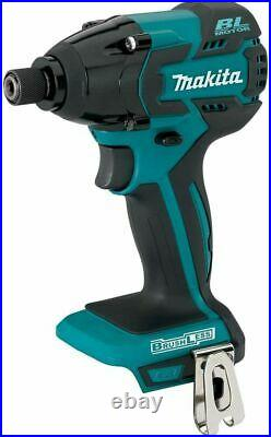 Makita XDT08Z 18V LXT Lithium-Ion Brushless Cordless Impact Driver (Tool Only)