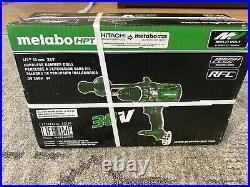 Metabo HPT 1/2 36v Cordless Hammer Drill - DV36DAQ4 (Bare Tool)